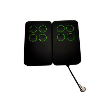 433mhz zdalnego sterowania wielu częstotliwości duplikat 287mhz do 868mhz 4 kanałowy polecenia Handzender pilot do drzwi garażowych bramy brelok tanie i dobre opinie NONE CN (pochodzenie) whiteX1 Door Electric Door Obstacle door Garage Door gate door 287MHz - 868MHz compatible 3V CR2032