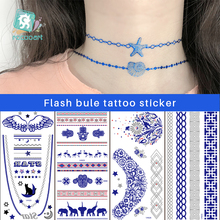 1Sheets Super Lower Price bride Gold and Silver Temporary Tattoo sticker  Metallic Shiny Gold Flash Body Art Tattoo Women mjx x601h lower body shell gold