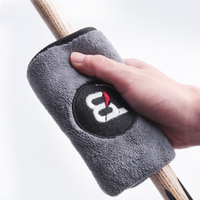 Multi-Function Billiard Accessories Soft Microfiber Durable 당구용품 Pool Cue Cleaning TY Towel Cloth Care Kit Maintenance Tool
