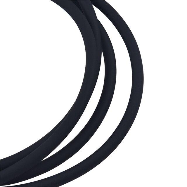 SPEEDWOW Kit de protection contre le vent   Pare-brise, réduction du bruit, bande détanchéité silencieuse pour Tesla Model3 2017-2019 285 Cm
