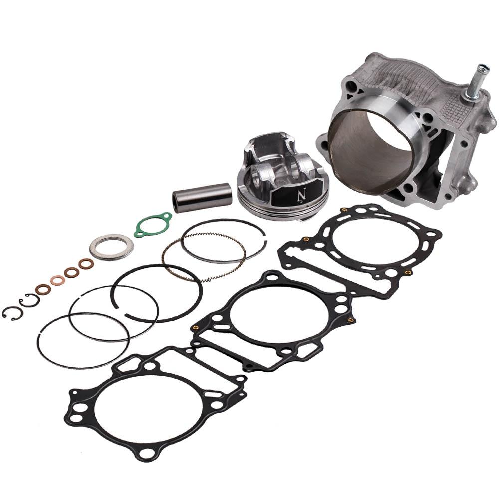 Прокладка поршня цилиндра, верхний конец, комплект для ремонта 2014-для Suzuki Quadsport LTZ400 94 мм 434cc с большим отверстием