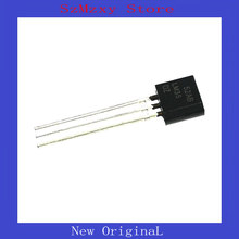 1PCS LM35DZ LM35DT LM35 TO92 TO92-3 LM35D TO220-3(China)