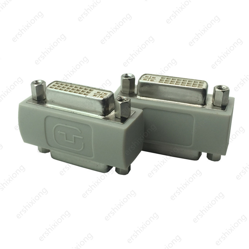 Nrpfell DVI I 24+5 Coupler Adaptor Connector Female to Female