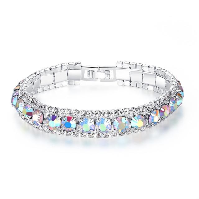 Women's Crystal Bracelet...