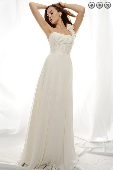 Free Shipping Maxi Dress 2016 Designer New Fashion White Long Plus Size Brides Maid Dress Chiffon Bridesmaid Dresses Bridal Gown