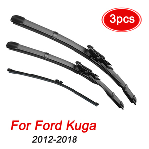 "MIDOON Wiper Front & Rear Wiper Blades Set For Ford Kuga MK 2 Escape C520 2012 - 2018 Windshield Windscreen Window 28""+28""+11""(China)"