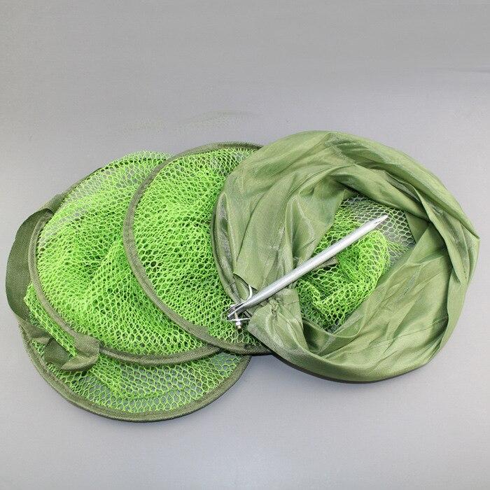 Aoge Fishnet Fish Basket Fish Net Gelatinization Simplicity Pocket Simplicity Anti Hanging Fish Net Bag Fishing String Bag Is 50