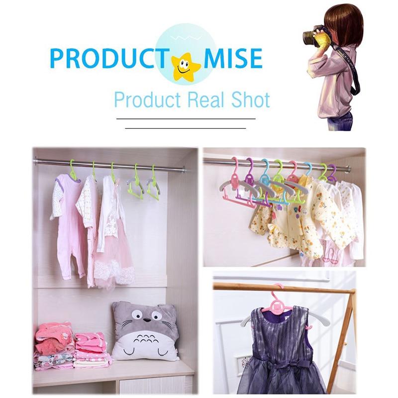 1pc Adjule Clothes Hanger Rack