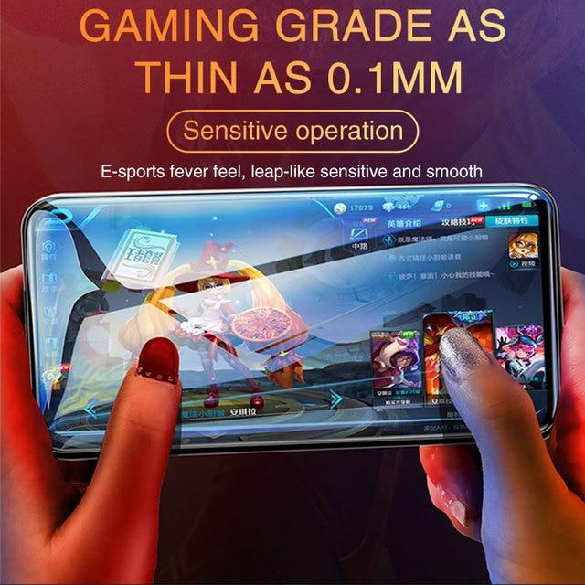 Screen Protector For Xiaomi Mi Note 10 10T Pro Lite Full Cover Hydrogel Film For Xiamo Mi 10 Lite 9 8 SE CC9 Pro A2 MIX 2 S 3 11 4