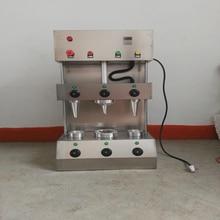 Коммерческая 110v 220v машина для пиццы Вращающаяся печь машина для пиццы в рожке для крутящаяся печь для пиццы и нагревательные стержни