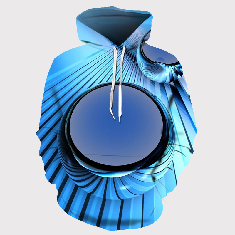 3D Printed Abstract Hoodies Men&Women 19