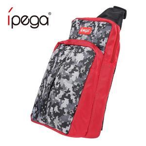 Image 3 - iPega PG 9185/9183 Game Console Storage Bag Handbag Case Cross Shoulder Bag Fit for Nintend Switch Lite Console Game Accessory