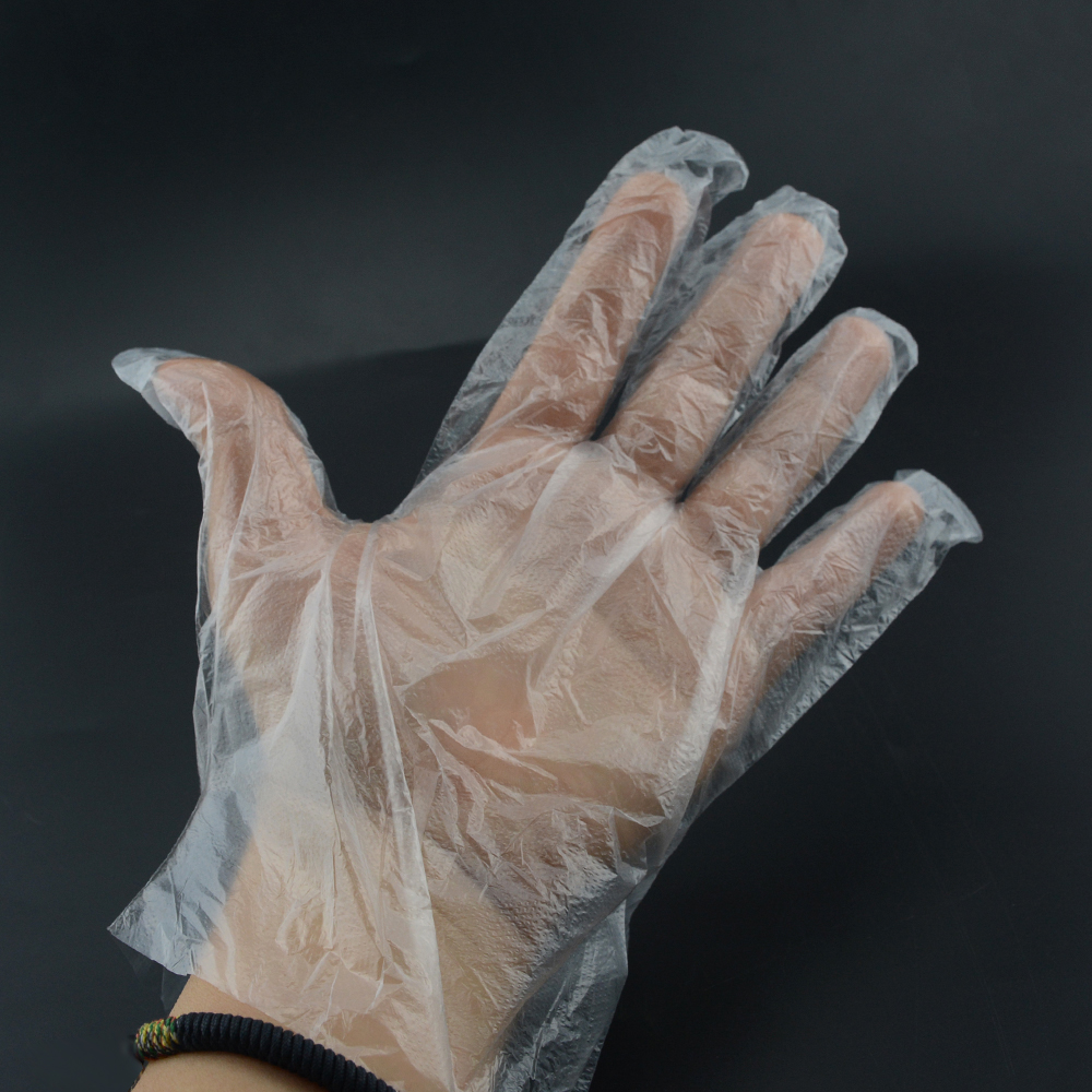 50/100PCS/Set Food Plastic Gloves Disposable Gloves For Restaurant Kitchen BBQ Eco-friendly Food Gloves Fruit Vegetable Gloves