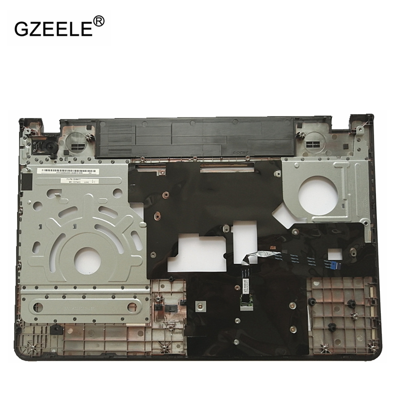 GZEELE NEW Laptop Palmrest TOP Cover For <font><b>Lenovo</b></font> <font><b>Thinkpad</b></font> <font><b>E550</b></font> E555 Laptop Palmrest Keyboard Bezel Cover Upper Case image