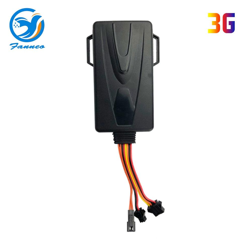 3g gps локатор LK206 3g мотоцикл SMS запрос голосовой монитор LK206 3g бесплатное приложение веб АКК масло контроль Противоугонный мини gps трекер автом...