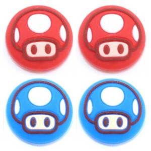 Image 5 - JCD 4PCS For Joy Con Silicone Joystick Thumb Stick Grip Cover Case Analog Caps For Nintendo Switch NS Joy Con Controller