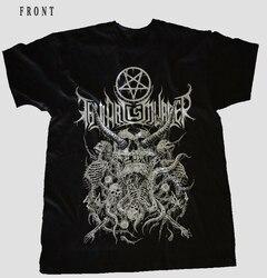 Thy arte é assassinato-australiano extremo metal banda preto t_shirt sizess a 6xl