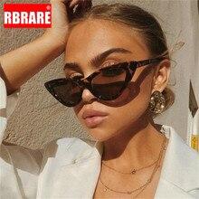 RBRARE Cat Eye Sunglasses Women 2019 Luxury Brand Retro Triangular Cateye Glasses For Vintage Oculos Feminino