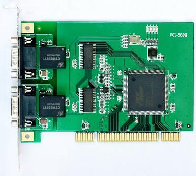 PCI-5810I Industrial Grade Single PCI CAN Card PCI To CAN (Alternative To ZLG PCI-9810)