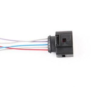 1J0973705 для VW Passat Golf Jetta Touareg для Audi A3 A4 A6 A8 Q7 TT 5 Pin VAG расходомер воздуха разъем провода