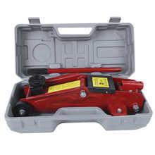 Oversea – cric hydraulique portatif de 2 tonnes, outil professionnel de réparation et de remplacement de pneus, levage automatique
