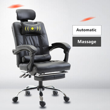 Büro Boss Executive Stuhl Ergonomische Computer Gaming Stuhl Internet Cafe Sitz Swivel Stühle Haushalt Liege Sessel