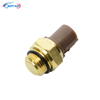 MTAP Radiator Coolant Fan Temperature Sensor Switch For HONDA CRV CIVIC FIT JAZZ CITY ODYSSEY STREAM TL MDX OEM:37760-P00-003 image