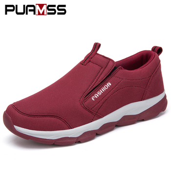 Women Flats Casual Shoes Outdoor Loafers Sneakers 2019 New Fashion Comfortable Walk Casual Loafers Shoes Women Zapatos De Mujer