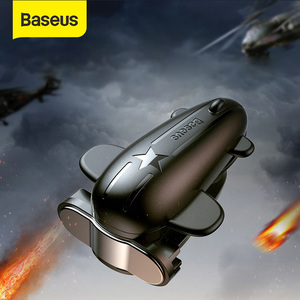 Image 1 - Baseus Mobile Game Controller Gamepad Trigger for iPad Xiaomi Samsung forhuawei Tablet Shooter Fire Button Joystick Accessories