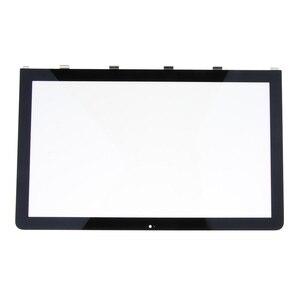 Image 5 - 21.5in LCD cam Panel ön ekran koruyucu onarım için iMac 2011 A1311 ekran cam lens kapağı paneli dış ekran çerçeve cam
