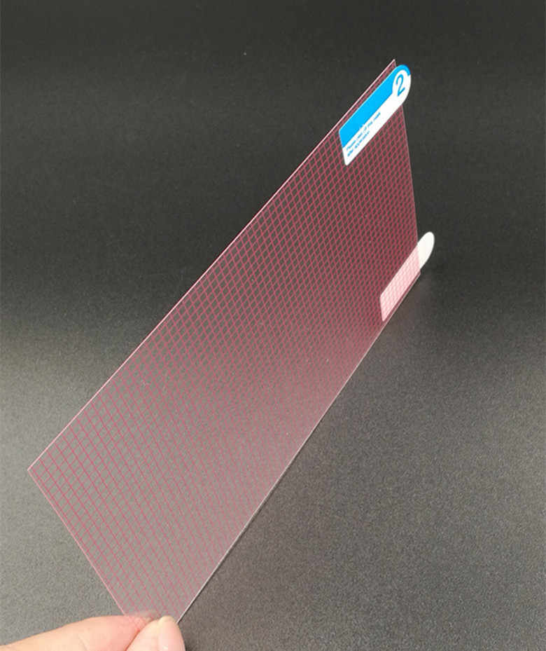 Jelas/Matte Pelindung Layar LCD Cover/5/6/7/8/9/10/11 /12 Inci Mobile Smart Phone Tablet GPS MP4 Universal Pelindung Film