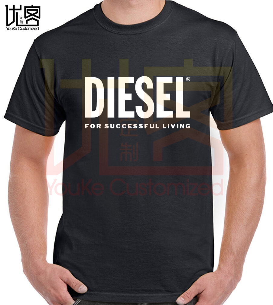 Diesel For Successful Living Shirt It S Gonna Cost You Clothes Popular  Crewneck 100% Cotton Tees O Neck Cotton Herre T-Shirt