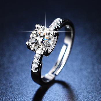 Srebro pierścionki kobiety pierścionki pierścionki z diamentem dla kobiet srebro 925 biżuteria pierścionki dla kobiet zaręczyny tanie i dobre opinie SODROV SILVER CN (pochodzenie) CYRKON Drobne Z wystającym oczkiem GEOMETRIC Klasyczny Zewnętrzna ocena Obrączki ślubne