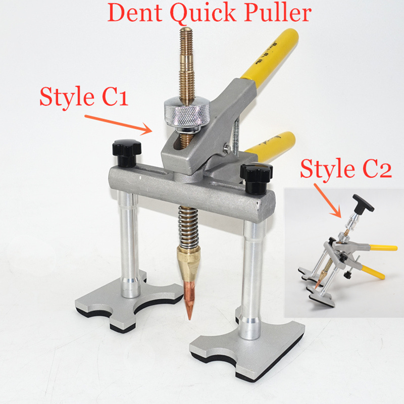Metal Dent Quick Puller Spot Welding Pulling Unit Car Body Repair Tool Small Levelling Bar Lifter