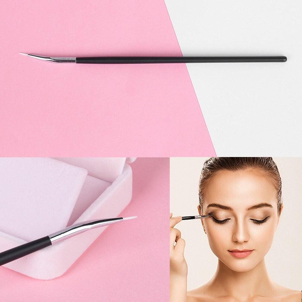 1Pcs Pro Makeup Cosmetic Eyeliner Brush Eyeshadow Eye Brow Tool Lip eyeliner Lip Brushes Women Beauty Essential Accessories