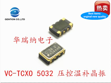 5pcs 100% New And Orginal VCTCXO 5032 13M 13MHZ 13.000MHZ Voltage-controlled Temperature-compensated Crystal 3.3V 2.8V 3.0V
