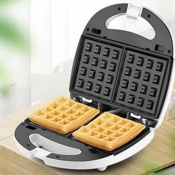 Mini Breakfast Machine Multi-functional Household Cake Bread Baking Oven Sandwich Toaster Maker
