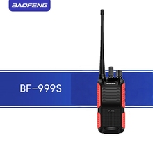 Baofeng Walkie Talkie BF-999S(1 2 3 4 5) Plus 999S 8W /5W 4200mAh Transceiver Portable CB FM Two Way Radio Upgrade UHF BF-888s