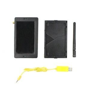 Image 4 - شاشة JMT 5.8G 48CH 4.3 بوصة LCD 480x22 بكسل 16:9 NTSC/PAL FPV جهاز بحث تلقائي مع بطارية مدمجة من OSD