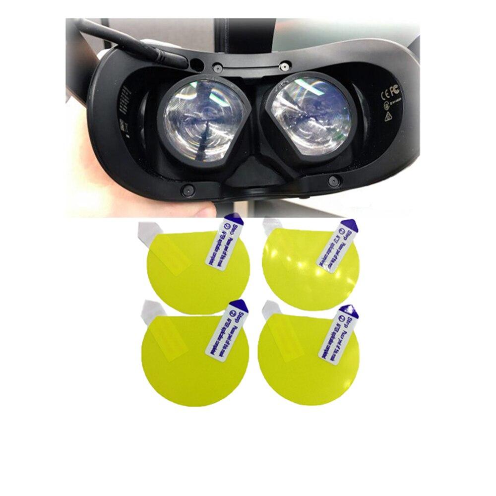 4pcs Anti Scratch Lens Film For Valve Index VR Helmet Lens Protector Screen Protective Film
