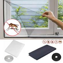 Антимоскитная сетка для крытого экрана от насекомых окон антимоскитная