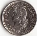 Аргентина, 20 центов, американские монеты, оригинальные редкие монеты, памятная версия, 100% реальные