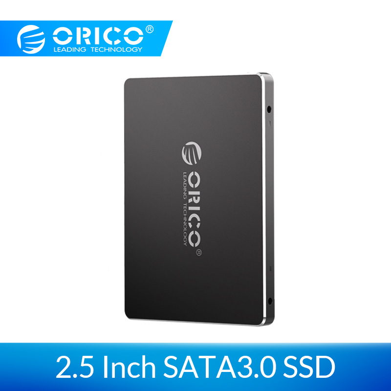 ORICO 2.5 SATA SSD 128GB 256GB 512GB 1TB SSD 2.5 Inch SATA3.0 SSD 1TB Internal Solid State Disk For Desktop Laptop