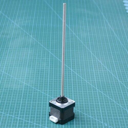 3D Printer Linear Screw Stepper Motor Nema14 180mm TR5*2