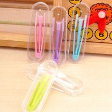 1Set Multicolor lentes de contacto pinzas palillo de succión especial para herramienta de abrazaderas póngase en contacto con insertor de lente removedor de gafas Accesorios