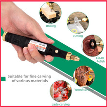 Rotary-Tool-Kits Engraving-Pen Electric-Drill Small Variable-Speed Handheld for Objects