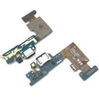 USB Charging Port Board Flex Cable Connector Parts For LG V50 Microphone Module