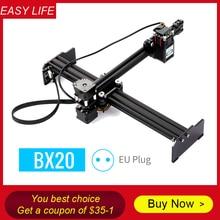 VG L7 20W/15W/7W Laser Engraving Machine Mini CNC Laser Engraver Printer Portable Household Art Craft DIY Laser Engraving Cutter