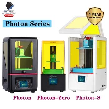 2020 New ANYCUBIC Photon/Photon-S/Photon-Zero 3D Printer 405nm Matrix UV Module SLA 3d Printer Resin printer Impresora 3d 1
