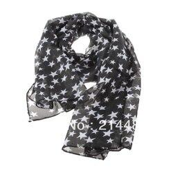 VIP link Fashion star scarf women Ladies Floral Chiffon Scarf Soft Wrap Long shawls and scarves foulard femme high quality New